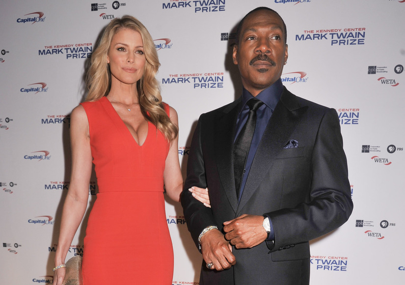 Eddie Murphy & Paige Butcher Welcome Baby Girl – What's Her Name?