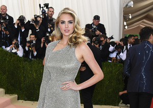 Kate Upton Is Engaged to Justin Verlander, Debuted Huge Ring at Met…
