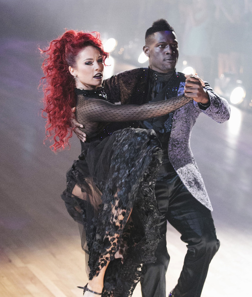 Sharna Burgess' 'DWTS' Blog: I Actually Had Three Wardrobe Malfunctions…
