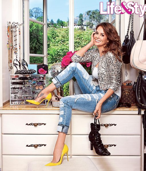 Take a Peek Inside Brooke Burke-Charvet's Amazing Closet