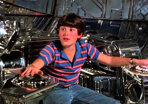 Child Star Turned Bank Robber? 'Flight of the Navigator' Actor Arrested