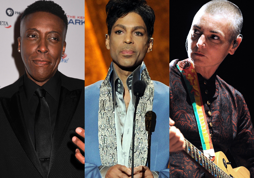 Arsenio Hall Sues Sinéad O'Connor for $5M over Drug Claims