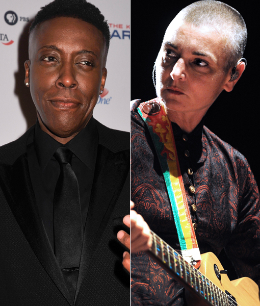 Sinead O'Connor Disses Aresnio, Makes More Claims About Prince's Drug Use