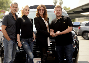 Gwen Stefani's Epic Carpool Karaoke with George Clooney & Julia…
