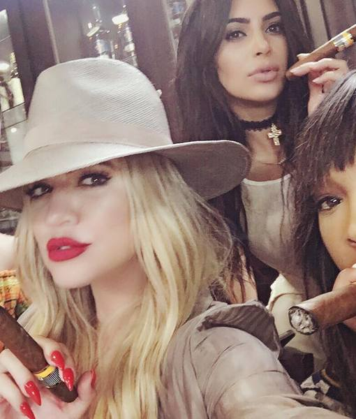 The Kardashians Invade Cuba Amidst Kim's Bodyguard Drama
