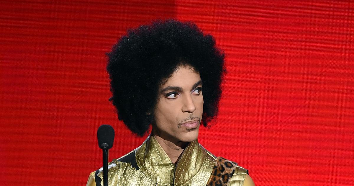 Prince Planet Earth Tour