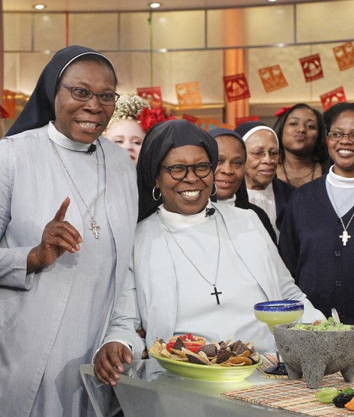 Whoopi Goldberg on Her 'Sister Act' Surprise on 'The View'