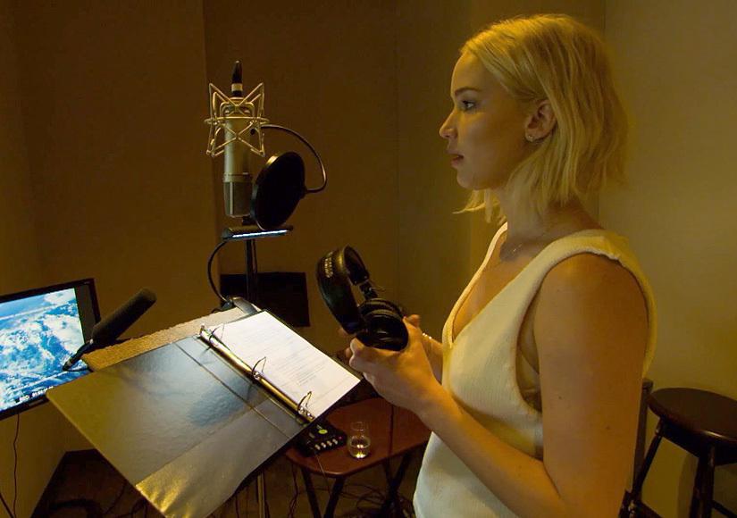 Sneak Peek! Jennifer Lawrence Talks New IMAX Film 'A Beautiful Planet'