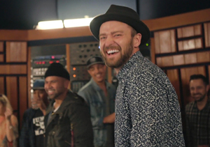 Watch Justin Timberlake's Star-Packed 'Can't Stop the…