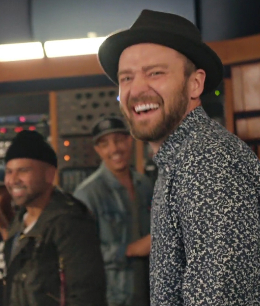 Watch Justin Timberlake's Star-Packed 'Can't Stop the Feeling' Music…