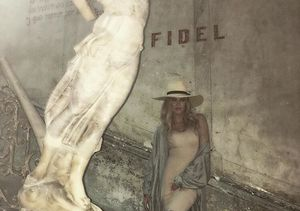 Khloé Kardashian Receives Backlash for Controversial Snap in Cuba