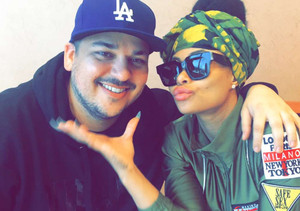 What Reportedly Caused Rob Kardashian to Delete Blac Chyna Pics from…
