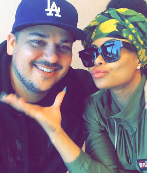 What Reportedly Caused Rob Kardashian to Delete Blac Chyna Pics from Instagram