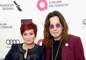 Ozzy Osbourne Gives Update on His Marriage