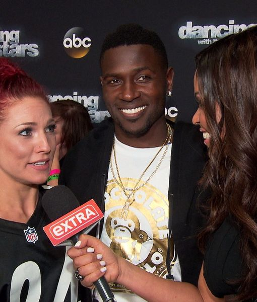 Backstage at 'Dancing with the Stars': The Week 8 Quarterfinals