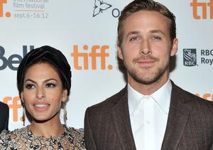 Eva Mendes and Ryan Gosling Already Had Their Baby!