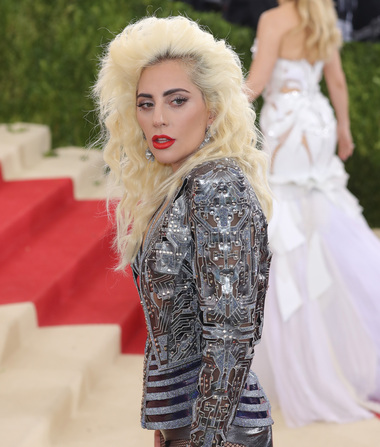 Fierce Fashion! Stars at the Met Gala