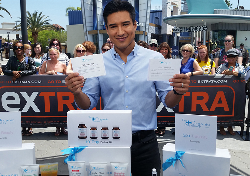 Win It! A $100 Gift Card to the Organic Pharmacy