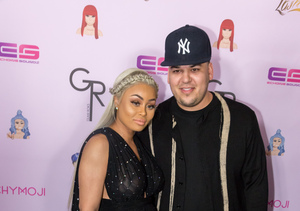 Blac Chyna's First Ultrasound of Her Baby with Rob Kardashian — See the Pic!