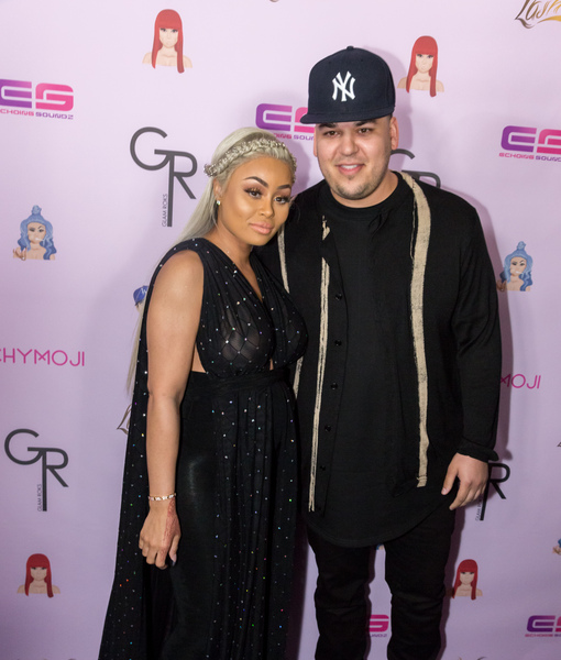 Rob Kardashian Deletes All Traces of Blac Chyna from Instagram & Unfollows…