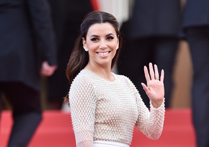 Eva Longoria on Wearing White Before Her Wedding to Jose 'Pepe ...