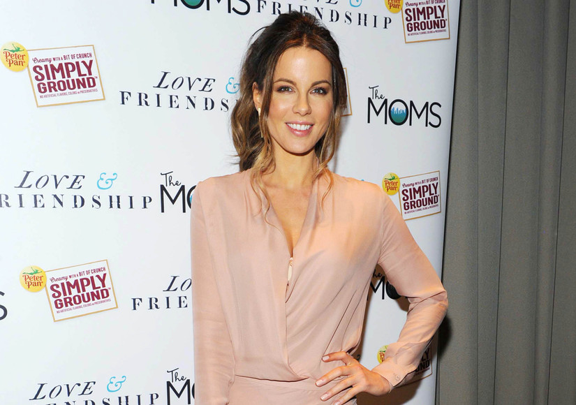 See the Red-Carpet Look that Brought Kate Beckinsale an Indecent Proposal