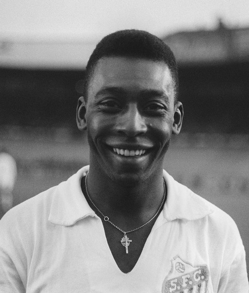 See Pelé's Emotional Reaction to His Biopic 'Pelé: Birth of a Legend'