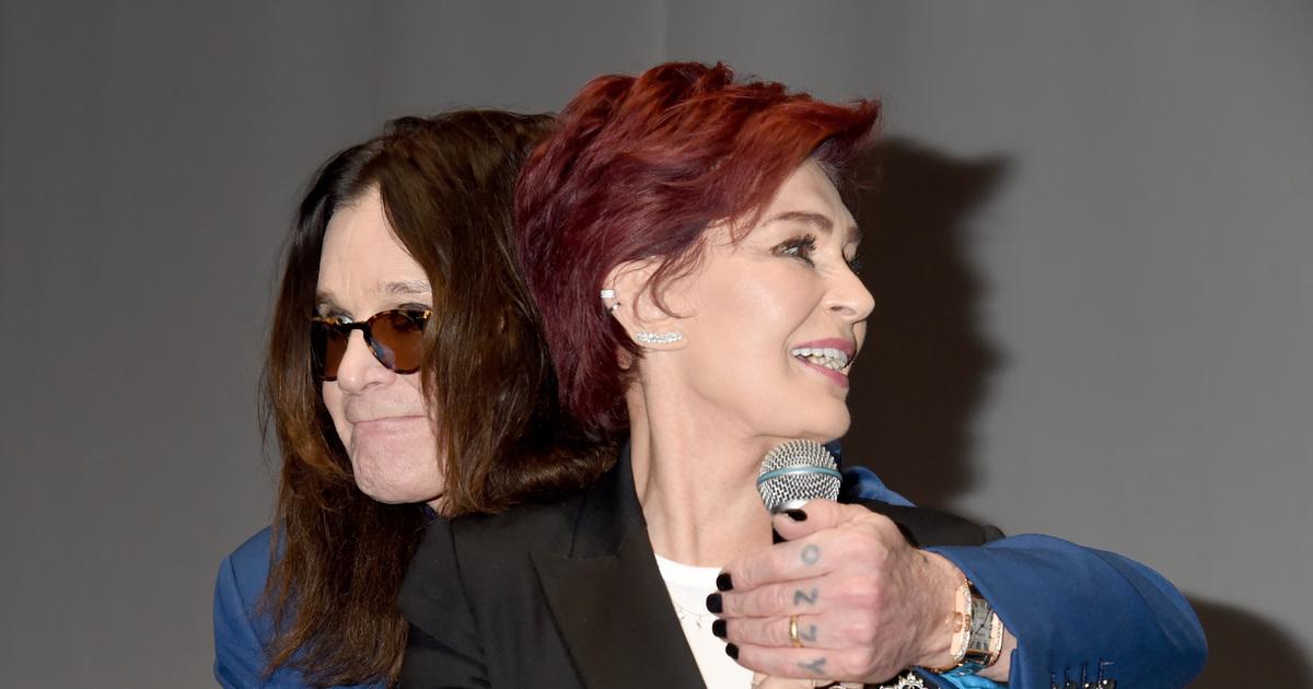Say What? Sharon & Ozzy Osbourne's Awkward Encounter at Ozzfest Event | ExtraTV.com