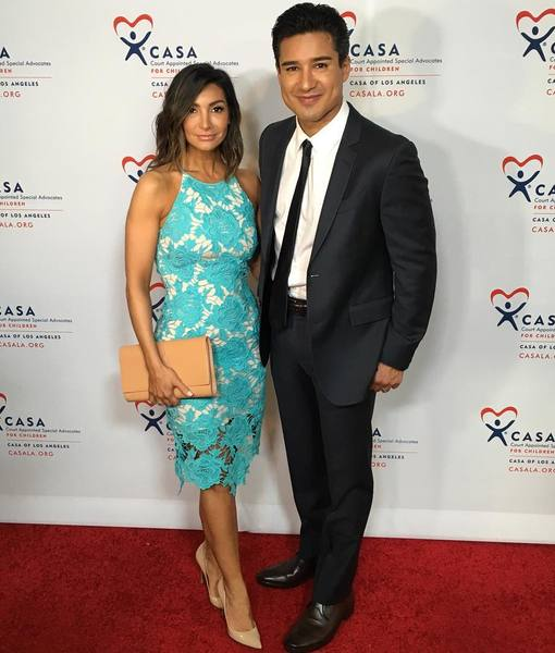 Mario Lopez Honored by CASA of Los Angeles