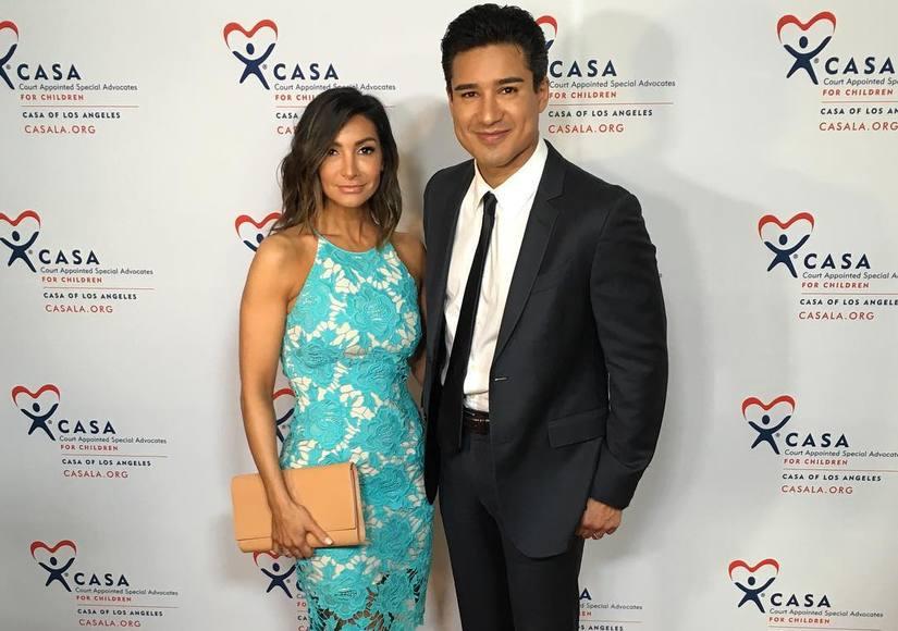 Mario Lopez Honored by CASA of Los Angeles