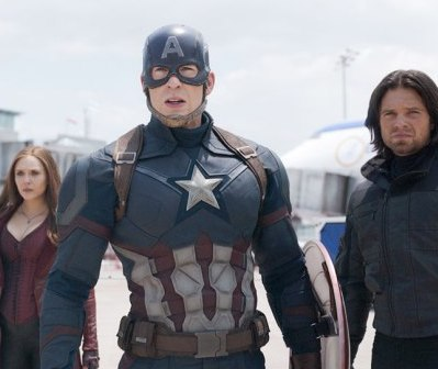 'Captain America: Civil War' Flies High at Weekend Box Office