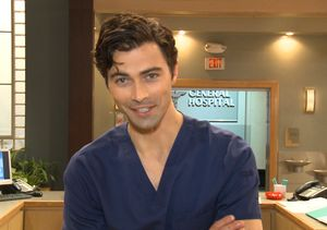 'General Hospital' Star Matt Cohen on His Shirtless Scenes