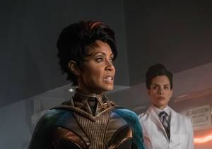 Fish Is Back! Jada Pinkett Smith Dishes on Her 'Gotham' Return