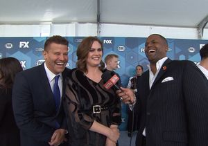 Watch! The 'Bones' Cast Gets a Serious Case of the Giggles