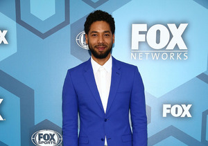 Jussie Smollett Teases Jamal's Fate on 'Empire' and Impersonates 50 Cent