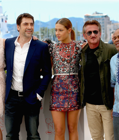 No Cannes Do: Charlize Theron & Sean Penn Act Like They 'Never…