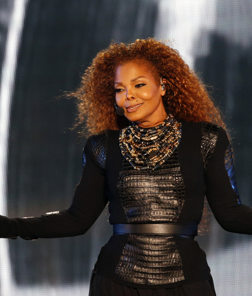 Extra Scoop: Janet Janet Is 'Super Excited' About Having Her First Child at…