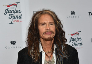 Steven Tyler on Janie's Fund, Raising Awareness of Sexually Abused Girls