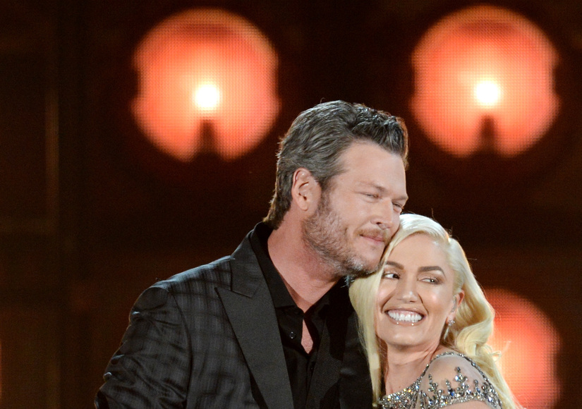Blake Shelton & Gwen Stefani's Onstage and Offstage PDA at the Billboard…