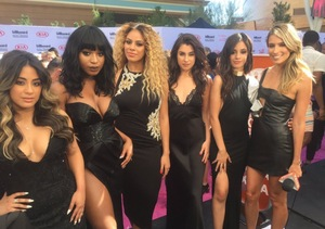 Fifth Harmony on the Red Carpet at the Billboard Music Awards