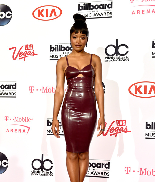 Keke Palmer's Fashion Secret at Billboard Music Awards