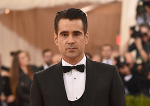 What Colin Farrell Thinks of Online Dating