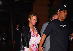 Beyoncé & Jay Z's Dinner Date After He Addresses 'Lemonade' Rumors