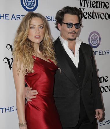 Johnny Depp and Amber Heard Split