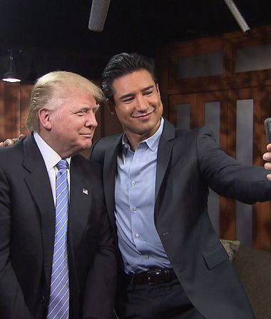 Exclusive: Donald Trump Opens Up About His Relationship with…