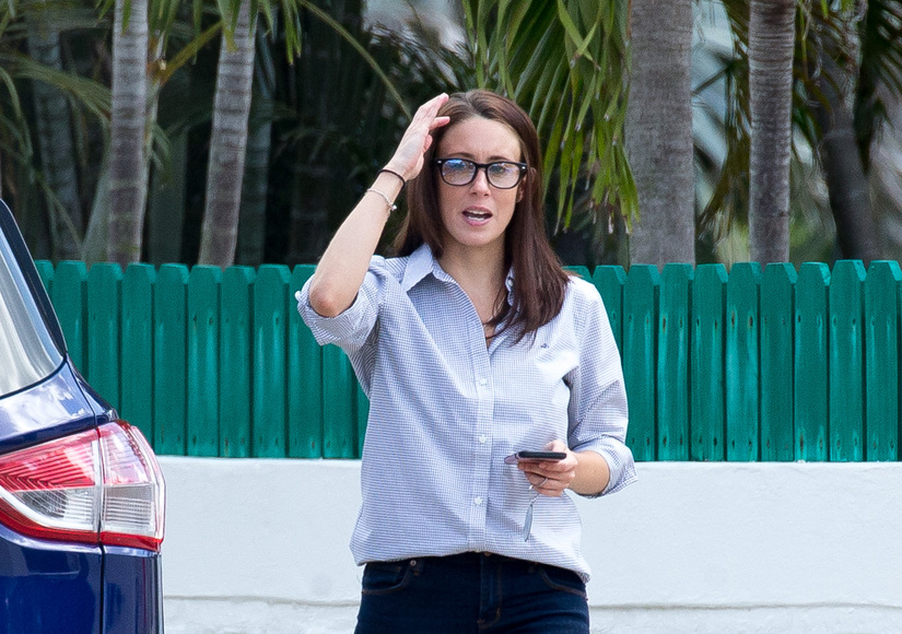 New Photos Surface of Casey Anthony Emerging from Hiding