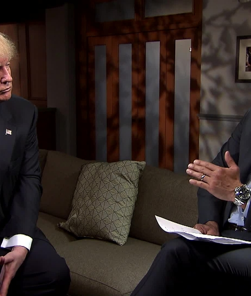 Donald Trump on Moving Into the White House, His Family, and 'Celebrity…