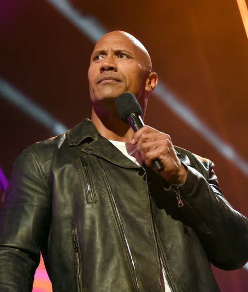 Dwayne Johnson on What to Never Ask Another Dude