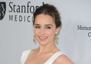 Emilia Clarke Talks 'Game of Thrones,' Jon Snow, and Her New Movie…