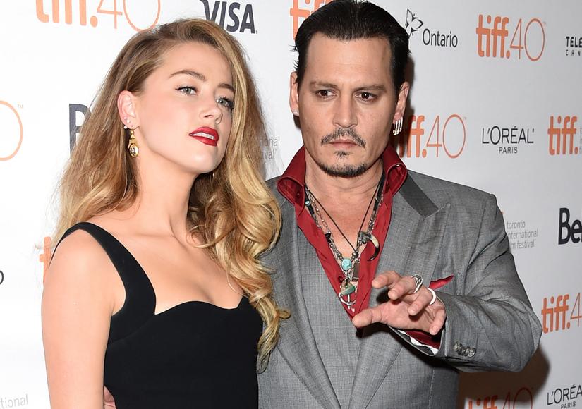Johnny Depp Breaks His Silence Amid Divorce News